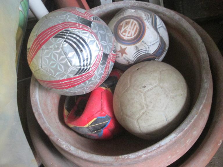 4BSA - Alfio Varriano 3- - Il pallone