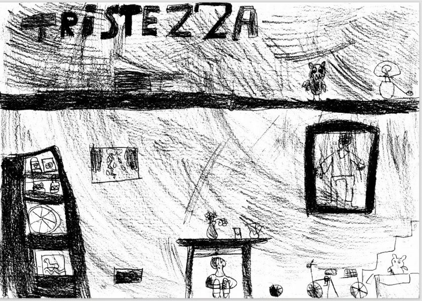 Giulia - Tristezza